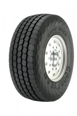 G296 WHA Tires